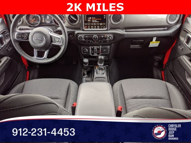 Certified Pre-Owned 2018 Jeep Wrangler Unlimited Sahara