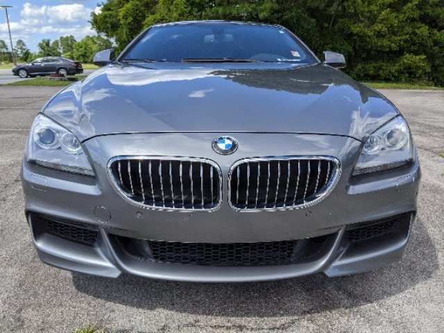 Pre-Owned 2013 BMW 6 Series 640i